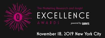Marketing Research and Insights Excellence Award 2019 Finalist